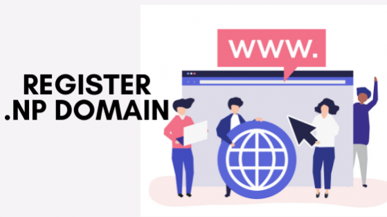How to Register .np Domain in Nepal?
