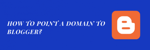 How to point your custom domain to a blogspot site ?