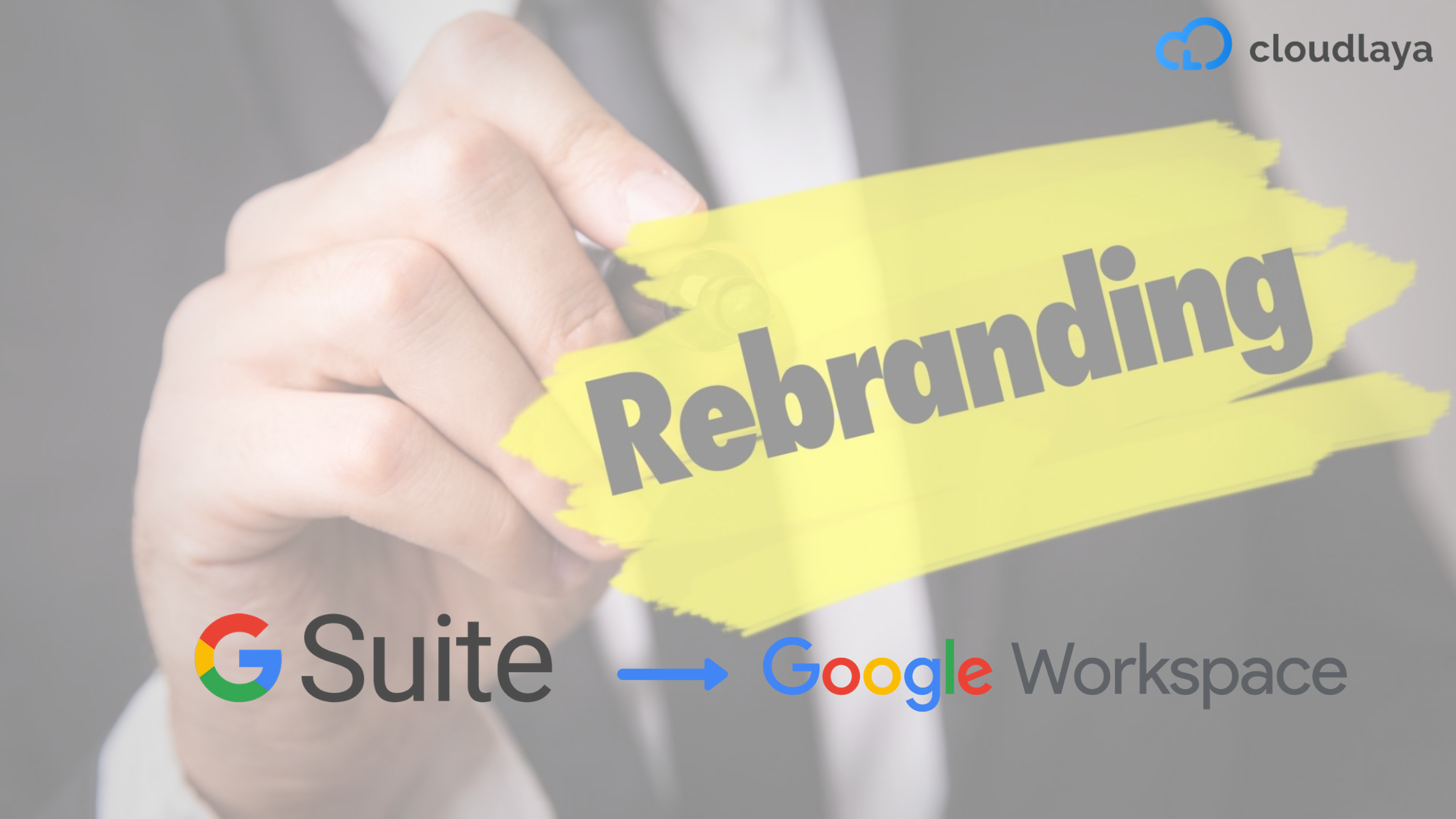 G-suite to Google Workspace;  new name,as productivity as ever