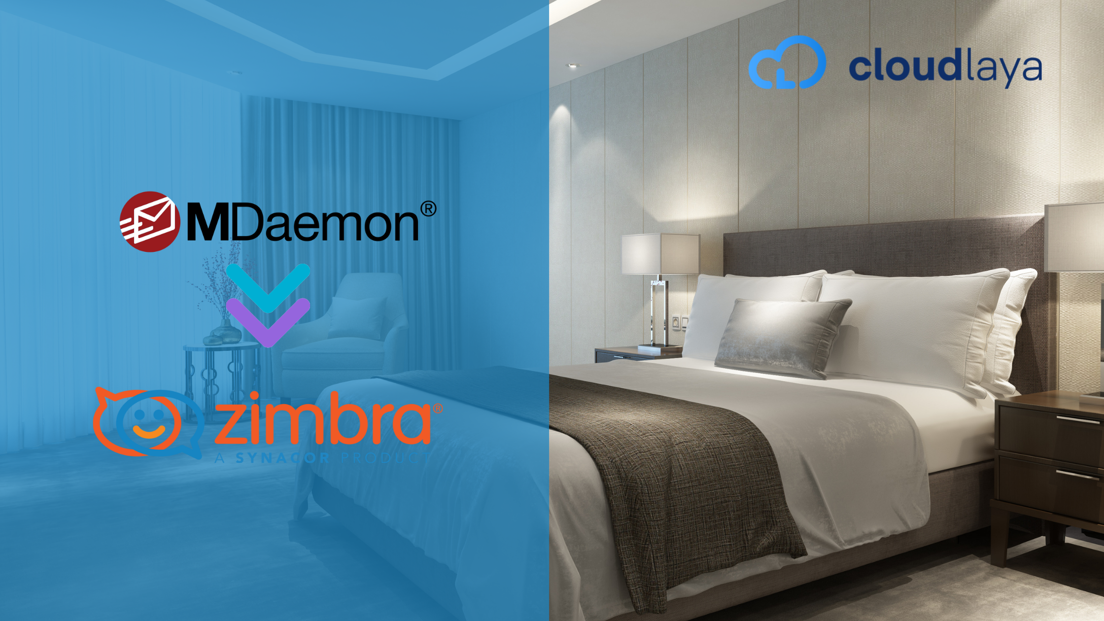 Email migration from MDaemon to Zimbra  for a 4-star Hotel
